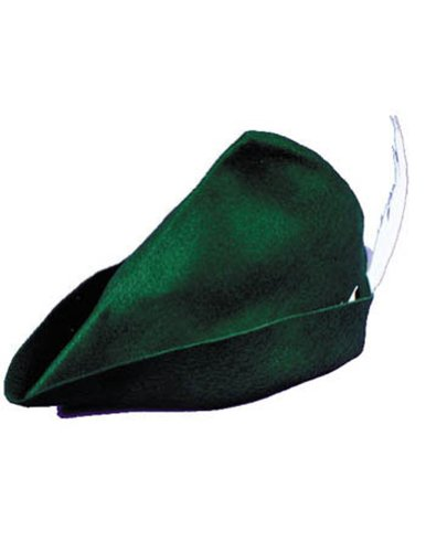 Peter Pan Elf Hat Costume Accessory (Peter Pan Costume Men)