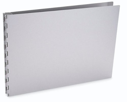 Pina Zangaro Machina Screwpost Binder, 11x14 Landscape Orientation (34343) (Binder Presentation Recycled)