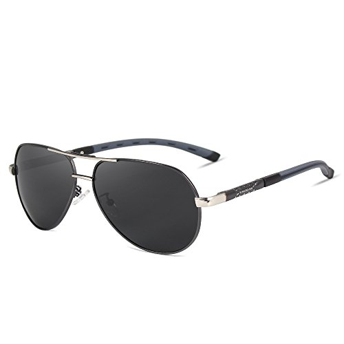 KINGSEVEN Brand Aviator Polarized Sunglasses Fashion Design For Men