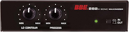 BBE 282iX Desktop Sonic Maximizer with Balanced 3-Pin XLR Connections by BBE