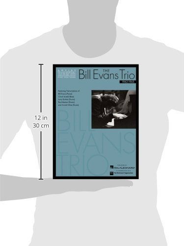 The bill evans trio volume 2 1962 1965 artist transcriptions the bill evans trio volume 2 1962 1965 artist transcriptions piano bass drums bill evans 0073999591644 amazon books fandeluxe Gallery