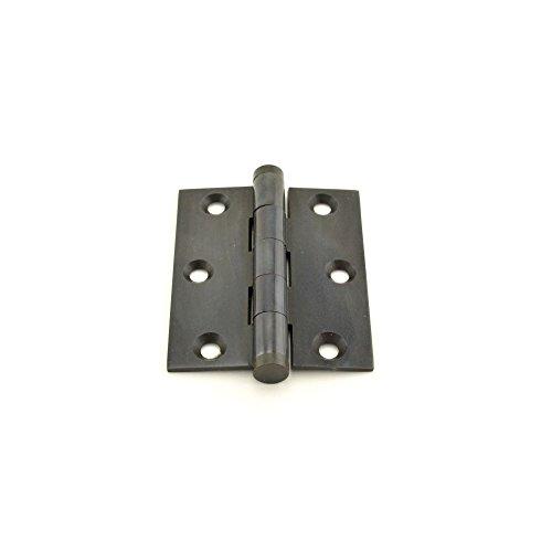 (Deltana DSB3025U10B Solid Brass 3-Inch x 2 1/2-Inch Screen Door Hinge )