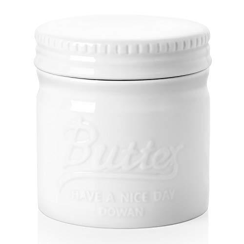 DOWAN Porcelain Butter Keeper
