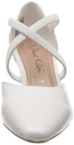 Scarpe White Tacco 105 Pn6nxz Donna 790 Klain Bianco Con 224 Jane trQshdC