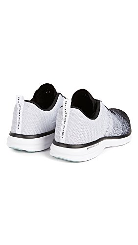 Apl: Atletisk Fremdriftssystemer Labs Mænds Techloom Pro Sneakers Sort / Grå Meleret / Hvid mtzOs2