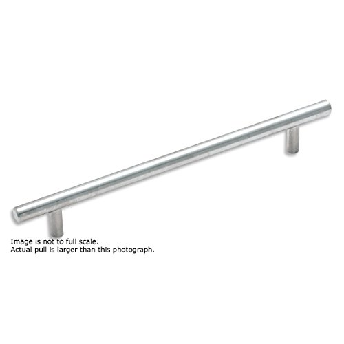 Amerock Bar Pull 7-9/16 in. (192mm) Stainless Steel - (Amerock 192mm Bar Pull)