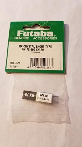 Futaba RX Crystal Short Type FM 75.590 CH 70 FRC-570