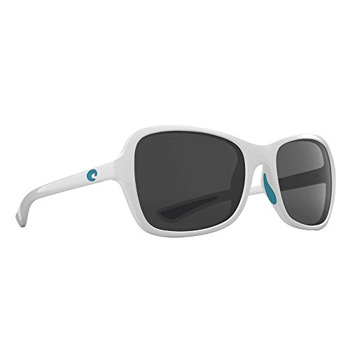 Costa Del Mar KAR138OGP Kare Sunglass, Great White Ocearch - Costa Mar Del Nose Pads