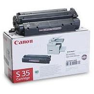 Canon 7833A001AA ( Canon S35 ) Laser Toner Cartridge - Black, Works for FaxPhone L170, ImageClass D320, ImageClass D340, ImageClass D360