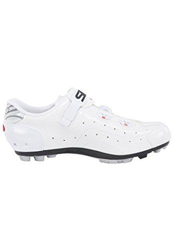Zapatos BTT Cape blanc verni