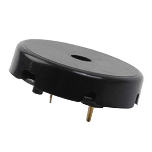 22.1 mm, 30 V, 84 dB, 4.0 kHz, Through Hole, Piezo Audio Transducer Buzzer - CPE-813 by CUI Inc
