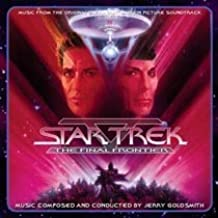 Star Trek V: The Final Frontier (Expanded Edition Soundtrack) by Jerry Goldsmith (1989-01-01)