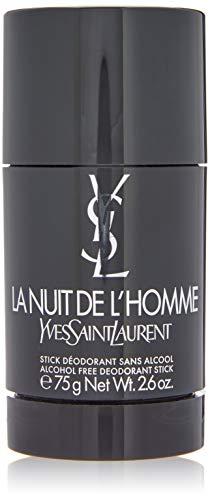 Homme Men Deodorant - Lanuit De L'Homme by Ysl Deodorant Stick 2.6 oz
