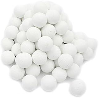 CAAA Balles de Baby-Foot Blanches en liège x100