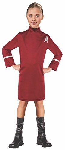 Star Trek Girls Uhura Costume ()