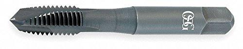 Spiral Point Tap Plug Steam Oxide M5x0.8