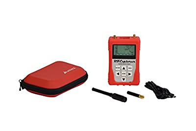 RF Explorer Handheld Spectrum Analyzer 3G Combo Includes Carrying Case and USB Cable