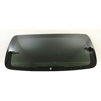 Fits 1999-2005 Chevrolet Tracker Back Window Glass Rear Windshield Heated Dark