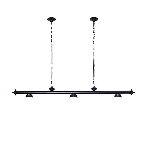 Pool Table Lights Contemporary Lighting - Chende Pool Table Light Fixture(NO Shades)