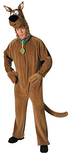 Deluxe Scooby Doo Costume, Orange, Standard, Orange, Standard Size for $<!--$41.76-->