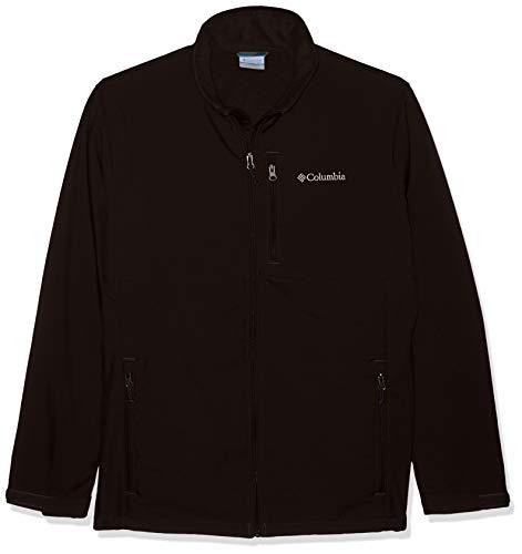 Columbia Men's Ascender Big & Tall Softshell Jacket, bark, 4X