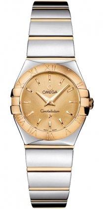 Omega Constellation Ladies Mini Watch 123.20.24.60.08.002