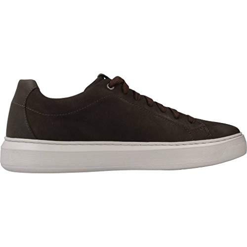 Geox B Dk Sneakers Coffee Marron U Deiven Basses C6024 Homme Hr6nwgrxq