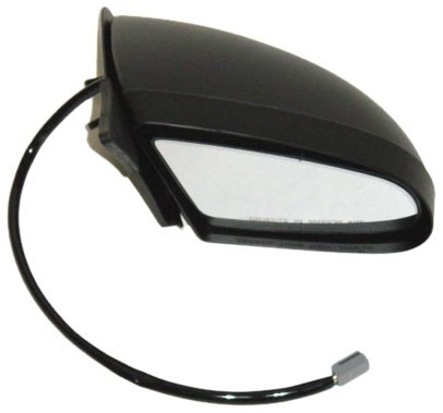 OE Replacement Ford Thunderbird Passenger Side Mirror Outside Rear View (Partslink Number FO1321105)