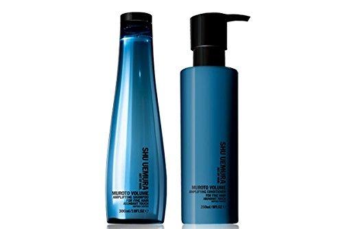 Shu Uemura Muroto Volume Amplifying Shampoo 10.0 oz & Conditioner 8.0 oz Duo