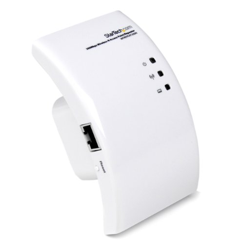 StarTech 300 Mbps 802.11 b/g/n Wireless N Access Point with