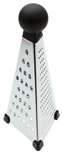 Prepworks by Progressive Stainless Steel Tower Grater - 9 Inch