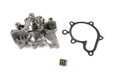 MOCA 145-1410 Engine Water Pump Kit for 1993-2003 Mazda MX-6 & Protege & Protege5, Ford Probe 1.8L 2.0L L4 DOHC (Mazda 626 Water Pump)