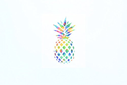 Great Features Of Pineapple - Tie Dye