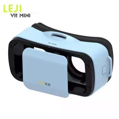 LEJI VR Mini 3D Glasses for 4.7 6.0 inch Smartphone
