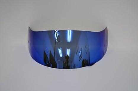 4ac1c629 Amazon.com: [Aftermarket Product] Shoei X12 Blue Iridium Visor Face ...