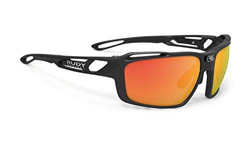 Rudy Project Sintryx - Lunettes cyclisme - orange/noir 2018 lunettes uvex