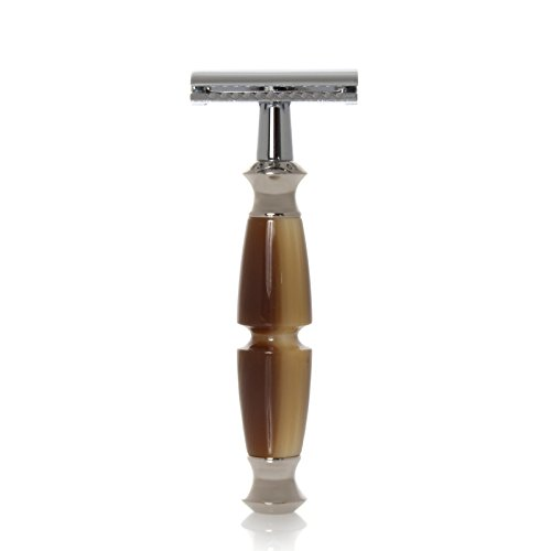 GOLDDACHS Razor, Safety razor, Galalith for sale  Delivered anywhere in Canada