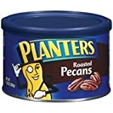 Planters Roasted Pecans, 7.25 oz(Pack of 4) Review