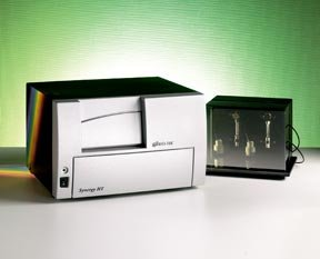 BioTek Synergy HT Multidetection Microplate Reader; Time-res. fluorescence capability; w/ injectors