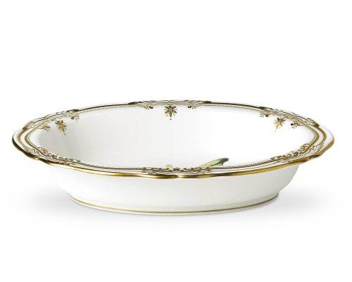 Spode Stafford Flowers Open Vegetable Dish - 7.83932e+11 / 9.75
