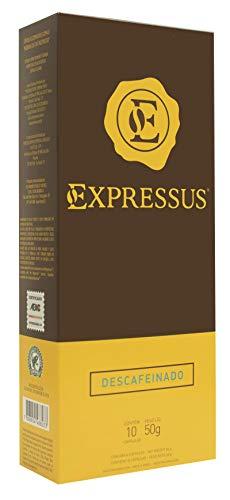 Cápsulas De Café Origens Brasileiras Blend Descafeinado Expressus Sabor Outro