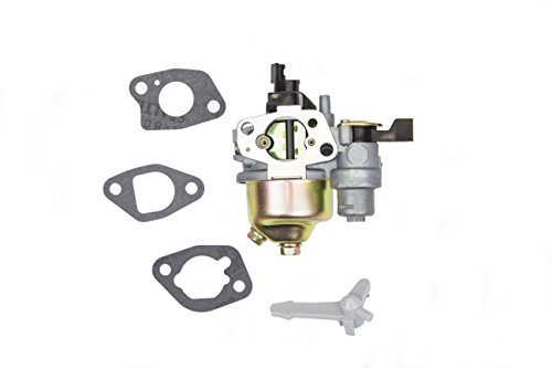 Everest Brand Compatible w/Homelite Pressure Washer Carburetor 179CC 180CC DJ165F 2700PSI 2.3GPM UT80522D