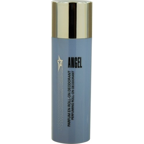 ANGEL by Thierry Mugler DEODORANT ROLL-ON 1.7 OZ for WOMEN ---(Package Of 4) by ANGEL
