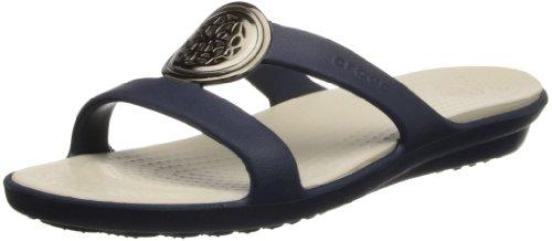 Crocs Sanrah Círculo de la sandalia