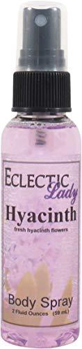 - Hyacinth Body Spray, 2 ounces