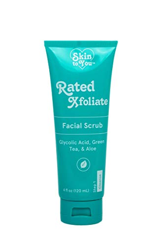Skin to You Rated X-foliate | Facial Scr...