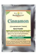 Cinnamon Powder (Bark) (Cinnamomum Verum) Naturally sourced 8.11 Oz, 230 Gms, Cinnamon Bark Powder
