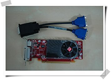 Dell Cp309 ATI Radeon Hd 2400 Xt 256mb Pci-e Video Card Ati-102-b27602 & VGA Cable ()