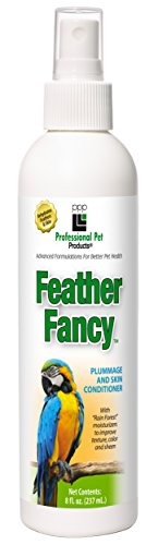 Professional Pet Products PPP Feather Fancy Spray, 8 oz (Shampoo Bird)