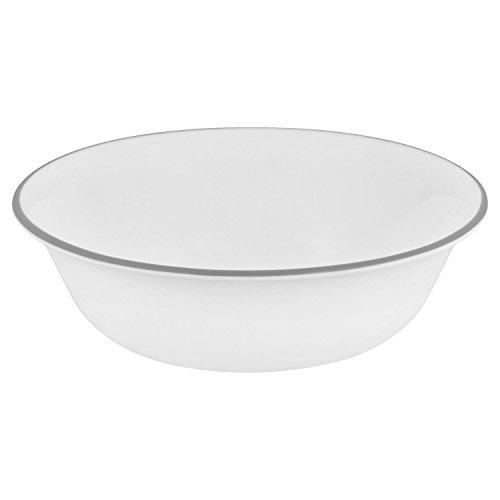 Corelle Livingware Mystic Gray 18 Ounce Soup/Cereal Bowl